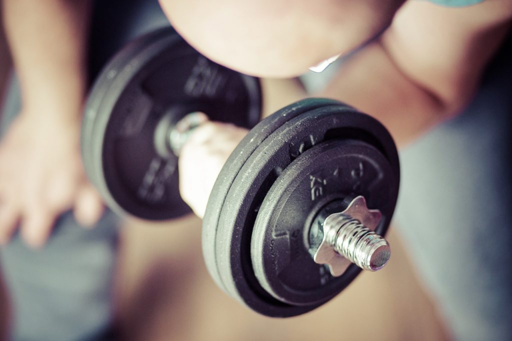All about reps and sets