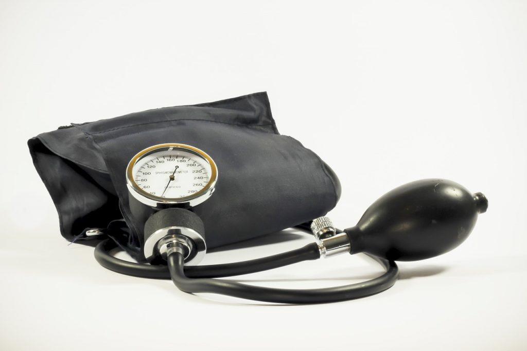 Blood pressure and exercise