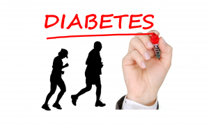 Exercising with diabetes