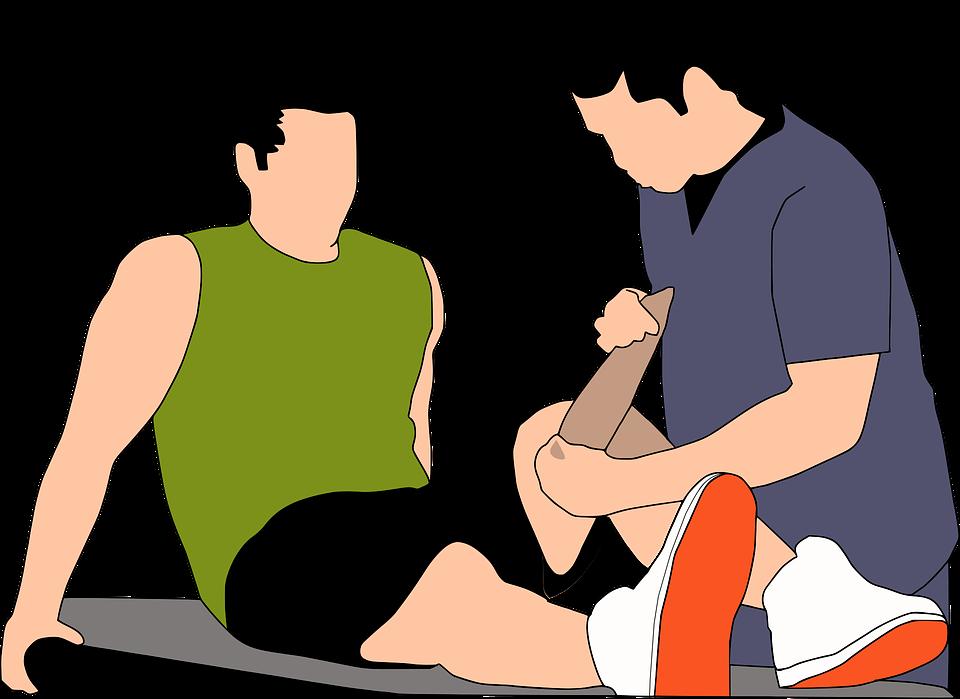 Workout around an injury