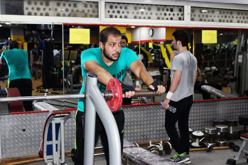 Workout periodization and changing things up